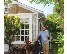 Lumini e Bepaper na edição de agosto da revista Casa e Jardim