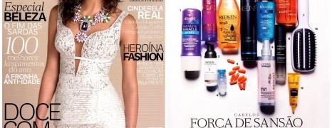 Nas Bancas: Tangle Teezer na Vogue Brasil