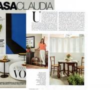 Revista Casa Claudia de julho 2017