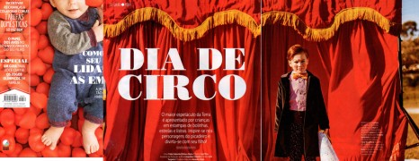 Valutin no editorial da Crescer