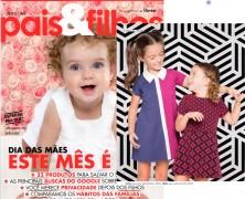 Valutin na revista Pais e Filhos!!