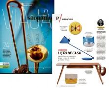 Lumini na Revista São Paulo