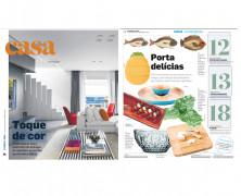 Firma Casa no caderno casa do jornal Estadão