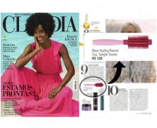 Tangle Teezer na Revista Claudia